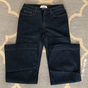 See by Chloe high waisted flared jeans